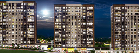 Own your ready apartment next to Forum Istanbul in Bayrampasa