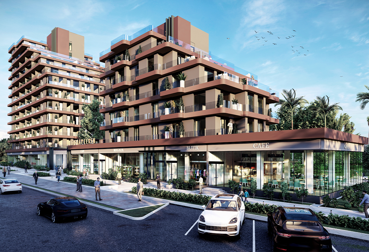 Own your large family apartment in Istanbul's Kagithane cash or through installments