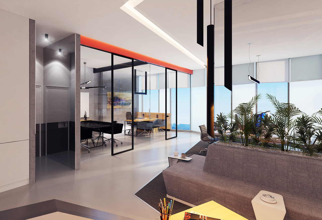 """Own your """"ready to move in"""" smart apartment and home office in Istanbul's Basin Expres"""